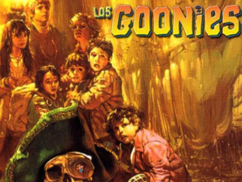 Cine Club. Los Goonies