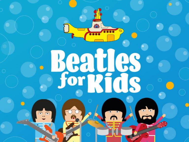 beatles for kids