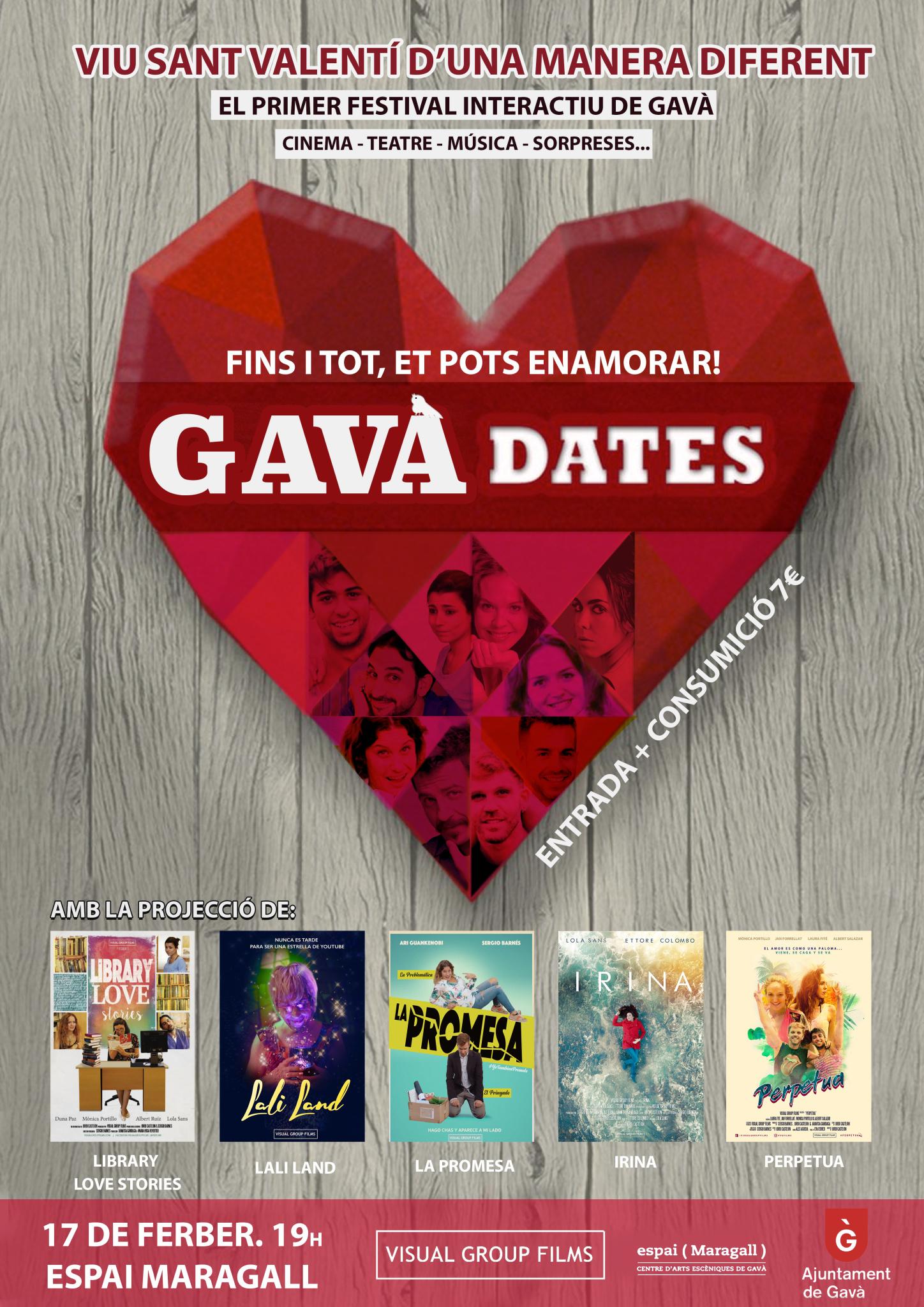 Gavà Dates