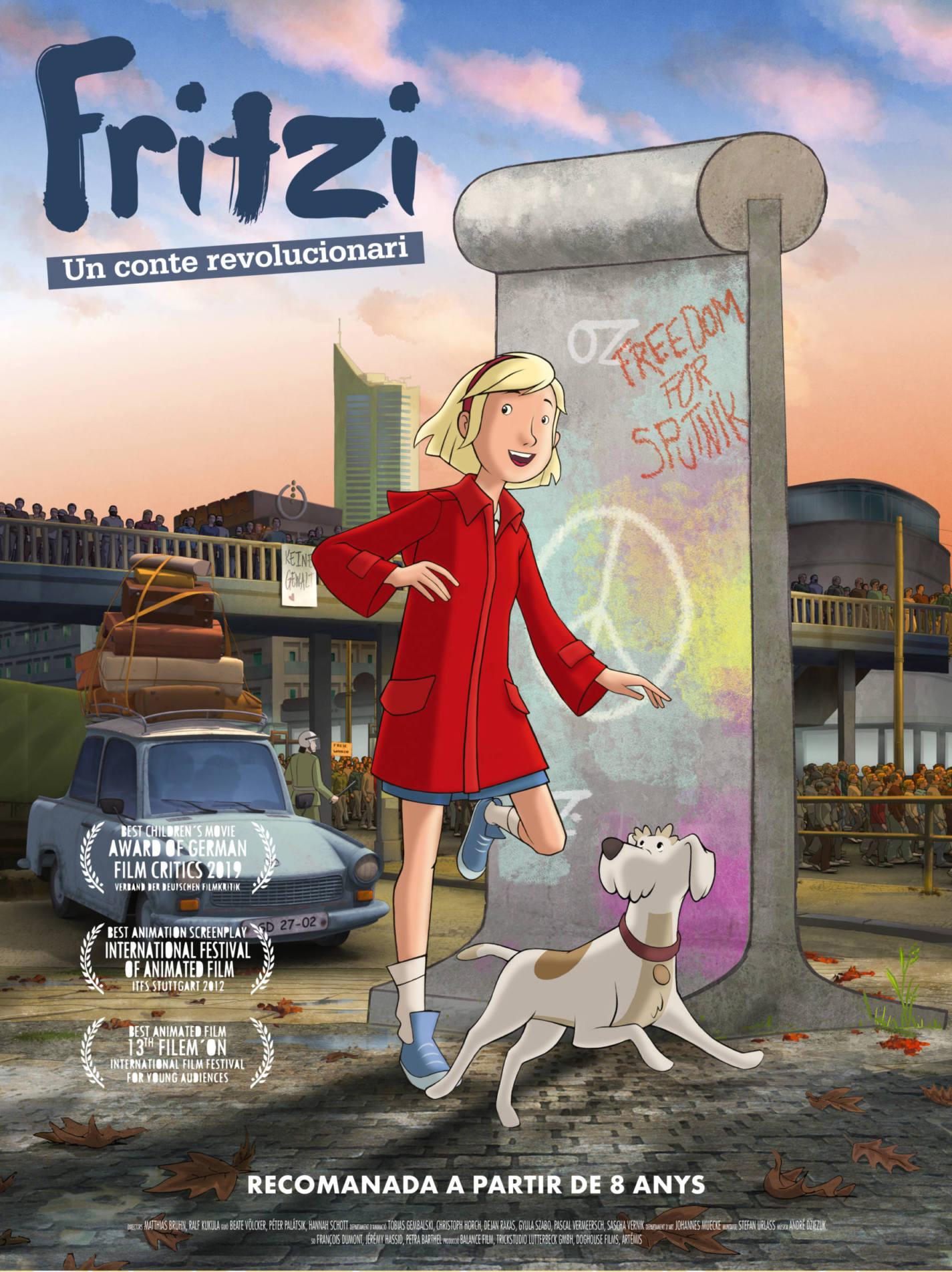 Fritzi, un conte revolucionari