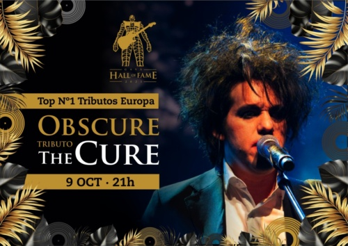 OBSCURE SOMIA THE CURE